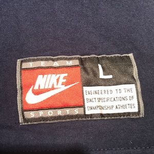 Nike Shirts - Men's Nike University of Michigan tee Sz L